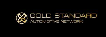 Gold Standard Automotive Network Logo