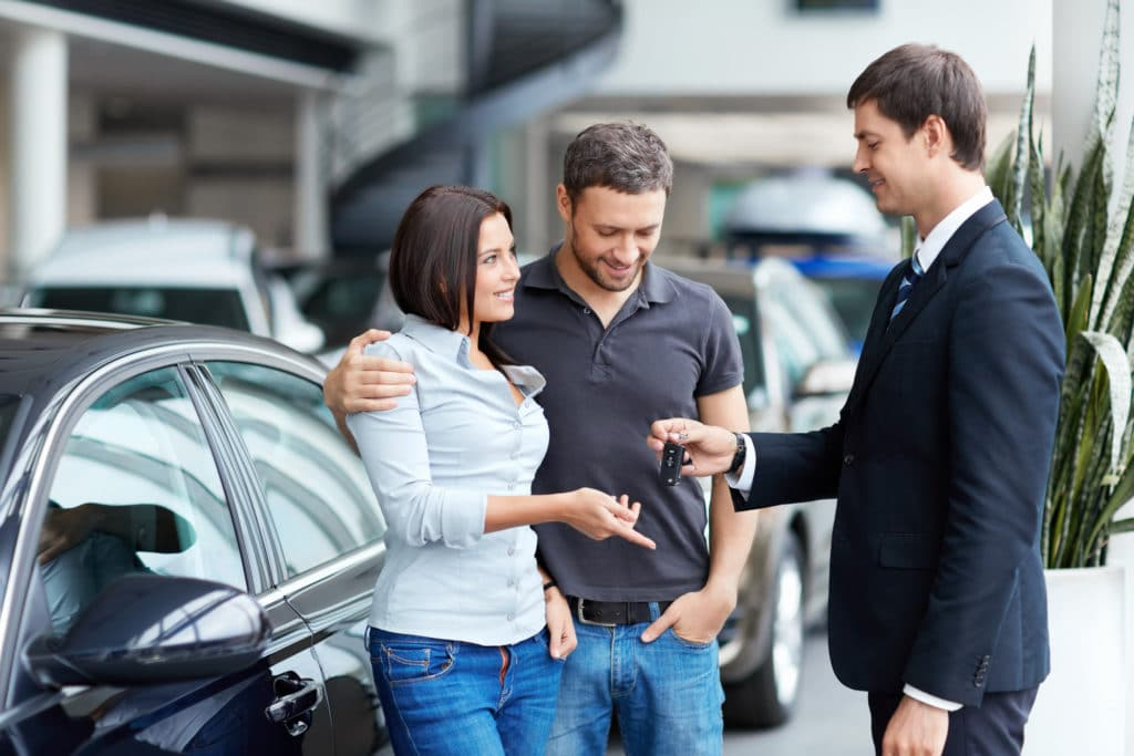 dealership finance products